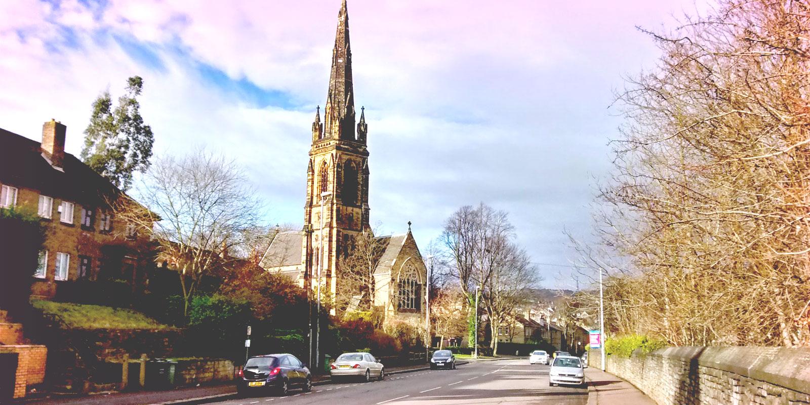 About St John's Birkby